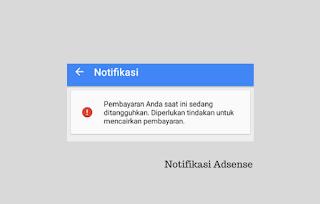 Melakukan Verifikasi Setoran Dari Google (menghasilkan)