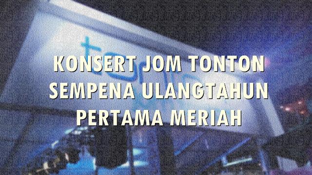 KONSERT JOM TONTON