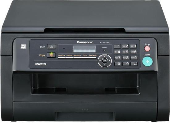 TÉLÉCHARGER DRIVER IMPRIMANTE PANASONIC KX-MB2000