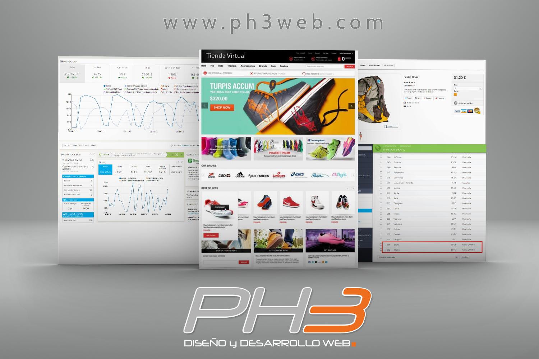 Diseño Web PH3 Parana