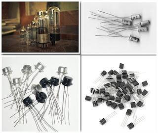 ламповые и транзисторные примочки