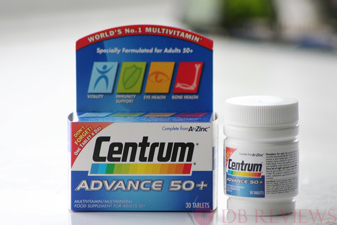 Centrum Advance 50 PLus  Multivitamins