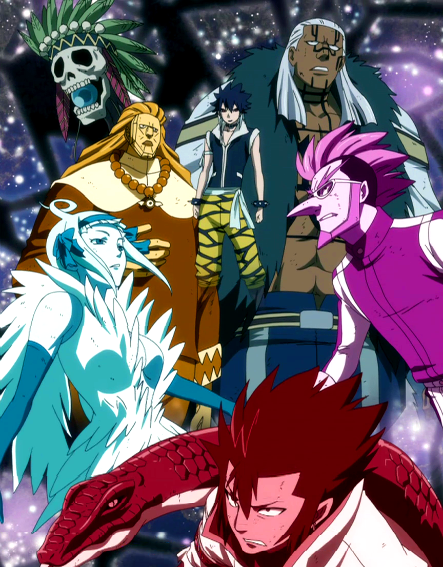 Wings Of Destiny Of Reality And Fantasy Fairy Tail Season 2 The Magic Continues