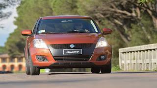 Dream Fantasy Cars-Suzuki Swift 4 × 4 Outdoor