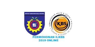 Permohonan ILKBS (IKBN, IKTBN, AKBG) 2019 Online