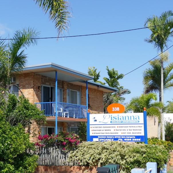 Unterkunft Appartement Hervey Bay Ostküste