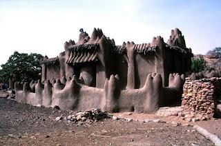 Masjid Nando di Mali