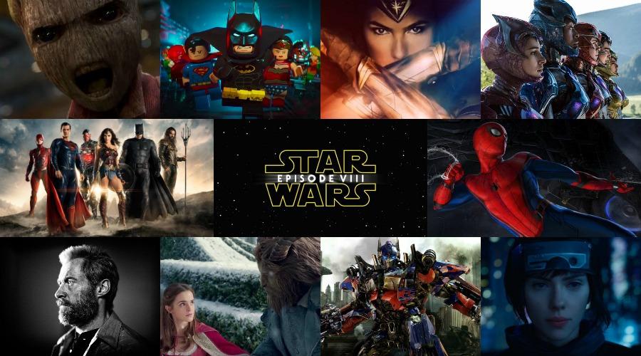 10 Film Hollywood Dengan Penonton Terbanyak Di Indonesia Tahun 2017