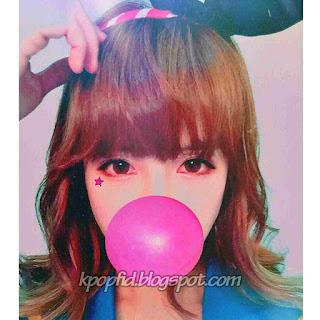 Poto Cantik Jeon Boram Anggota T-ara