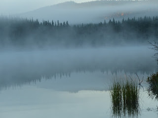Lac Piché - Forêt Montmorency - Québec - Canada