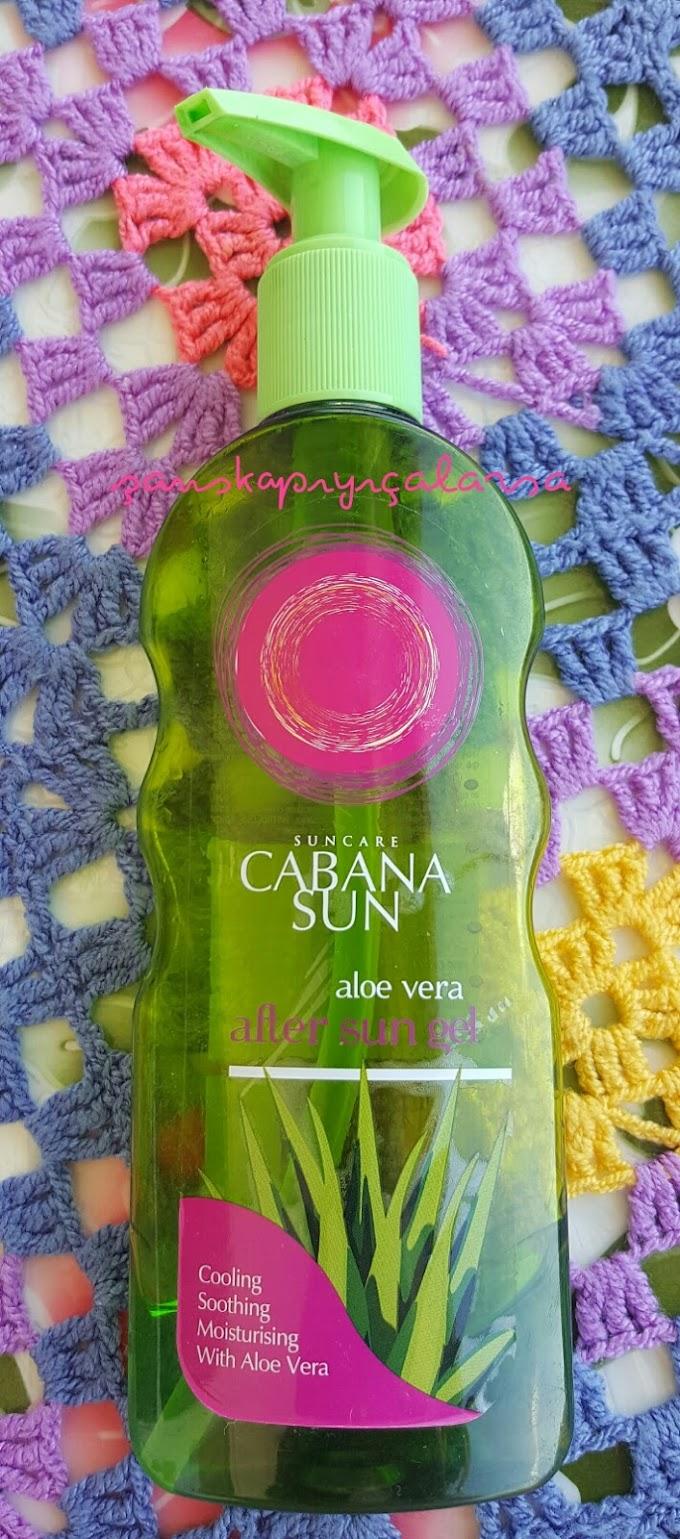 SunCare Cabana Sun Aloe Vera After Sun Gel - SunCare Cabana Sun Güneş Sonrası Aloe Vera Jel