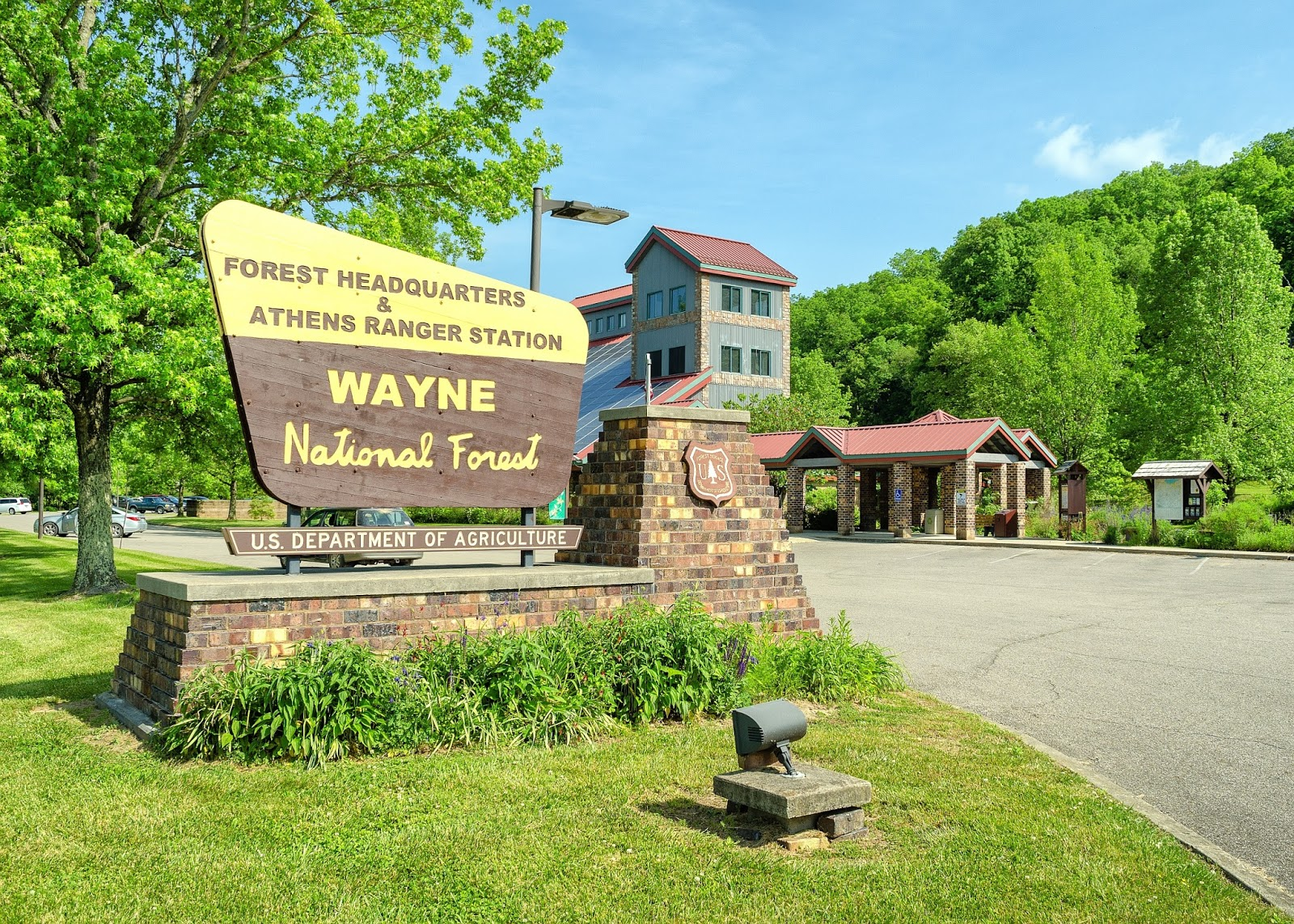 Wayne National Forest Headquarters