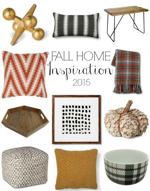 Update your home for fall with these inexpensive home decor finds!