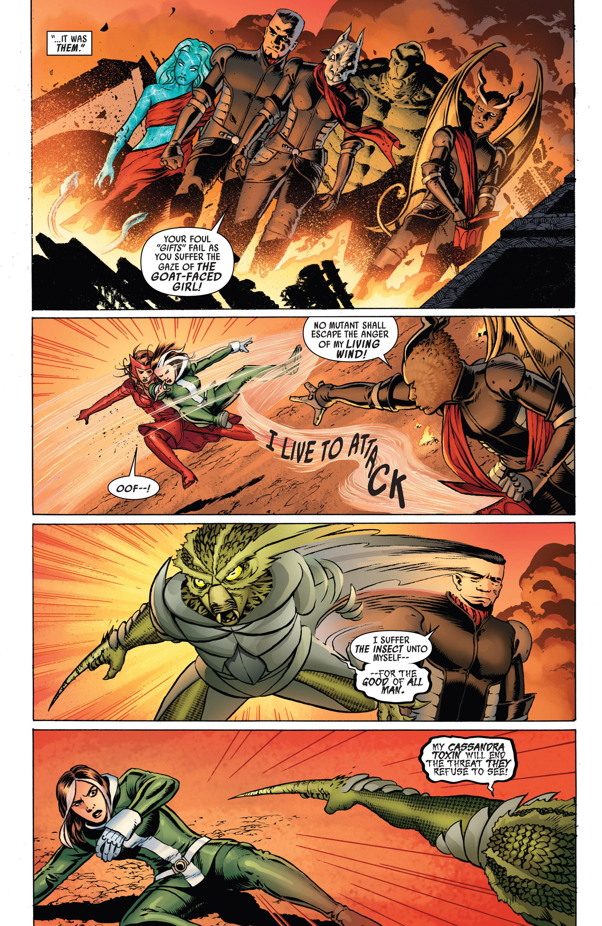 Read online Uncanny Avengers (2012) comic -  Issue #1 - 19