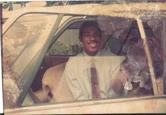 Throwback pictures of Pastor Chris Oyakhilome in his youthful years