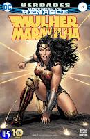 DC Renascimento: Mulher Maravilha #21