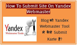 Blog Ko Yandex Webmaster Tools Me Submit Kaise Karte Hai