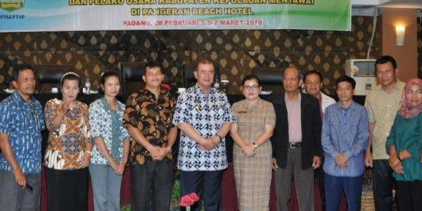 Wagub Nasrul Abit: Pelayanan Perizinan di Mentawai Harus Cepat dan Mudah