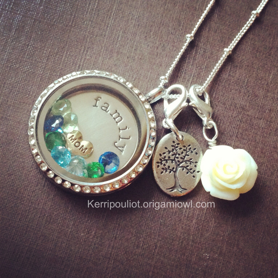 A GIVEAWAY!! Origami Owl - Kerri Pouliot, Independent ... - photo#20