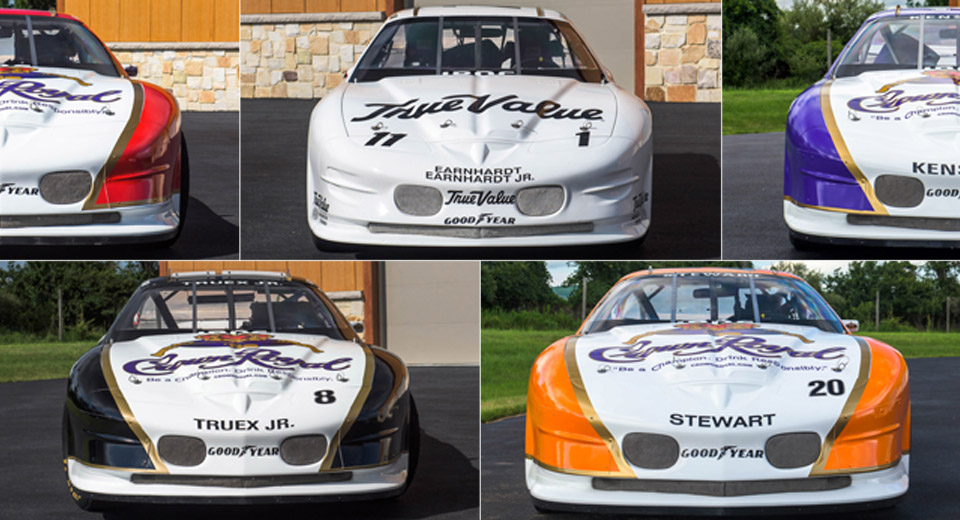 Buy These 5 Pontiac Trans Ams And (Re)Start Your Own Racing Series ...