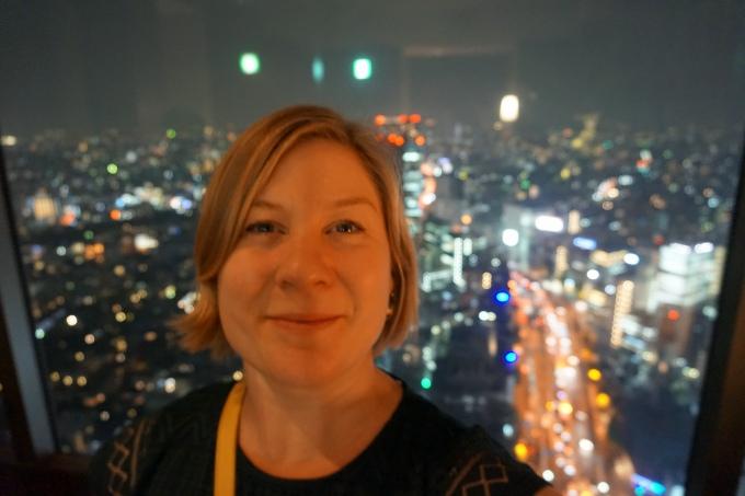 Cerulean Tower Tokiossa