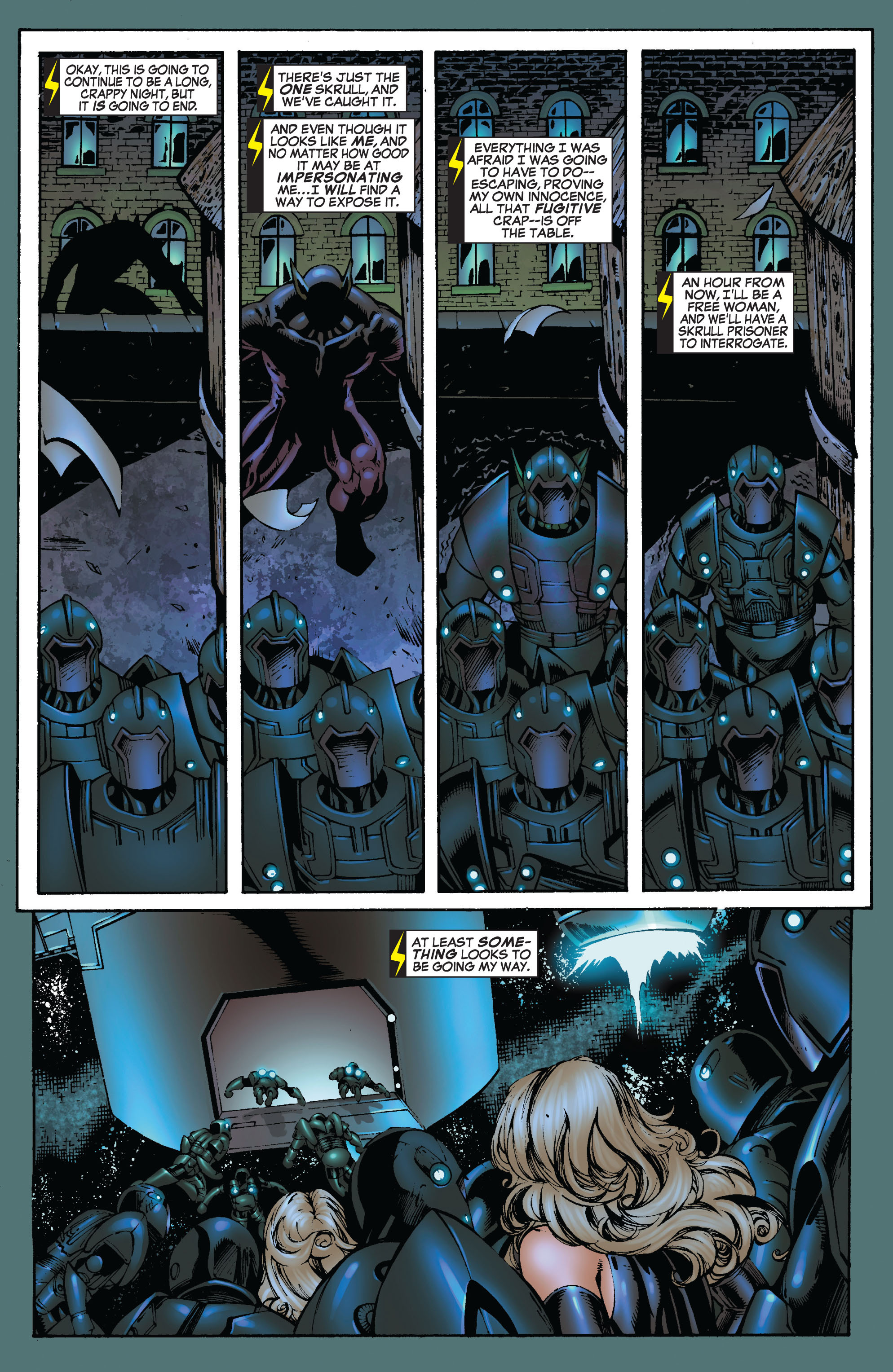 Read online Secret Invasion: The Infiltration comic -  Issue #9 - 15