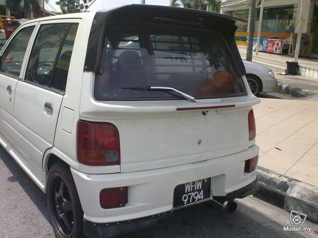 Perodua Kancil / Daihatsu Mira Photo Shots - BEN9166