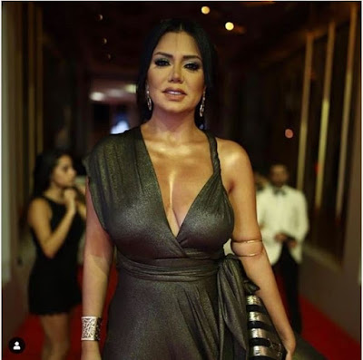رانيا يوسف, فستان رايا يوسف, اجرا فستان فى المهرجان,
