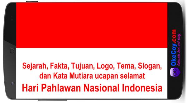 Hari Pahlawan Nasional Indonesia