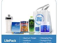 Harga Paket Smart Detox Lite Pack Program Langsing 10 Hari