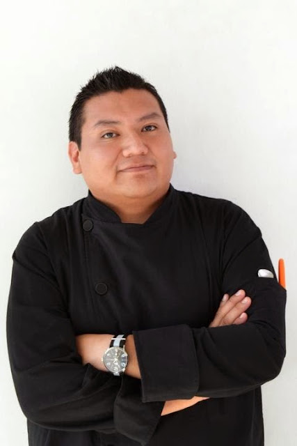 Chef julio Ortega
