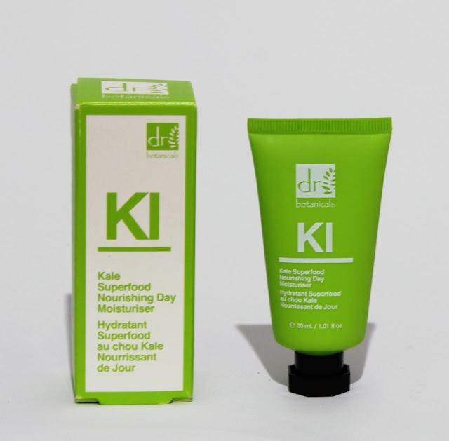 Kale Superfood Hidratante Nutritiva de Día Dr. Botanicals