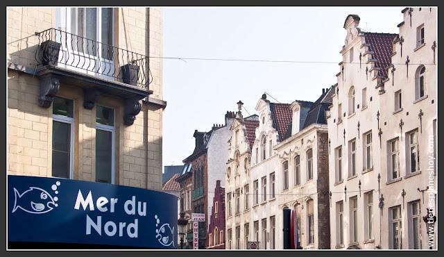 Barrio de St Catherine Bruselas