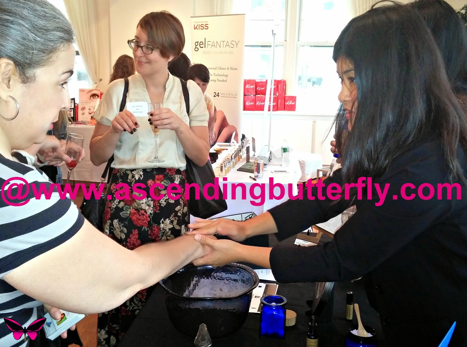 Spadet Team at beautypress September 2014 Spotlight Day