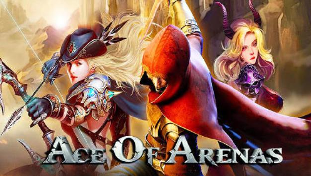 Pilihan game MOBA Android terpopuler lainnya ialah Ace of Arenas.