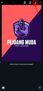 Cara Membuat Logo Esport/Gaming di Android