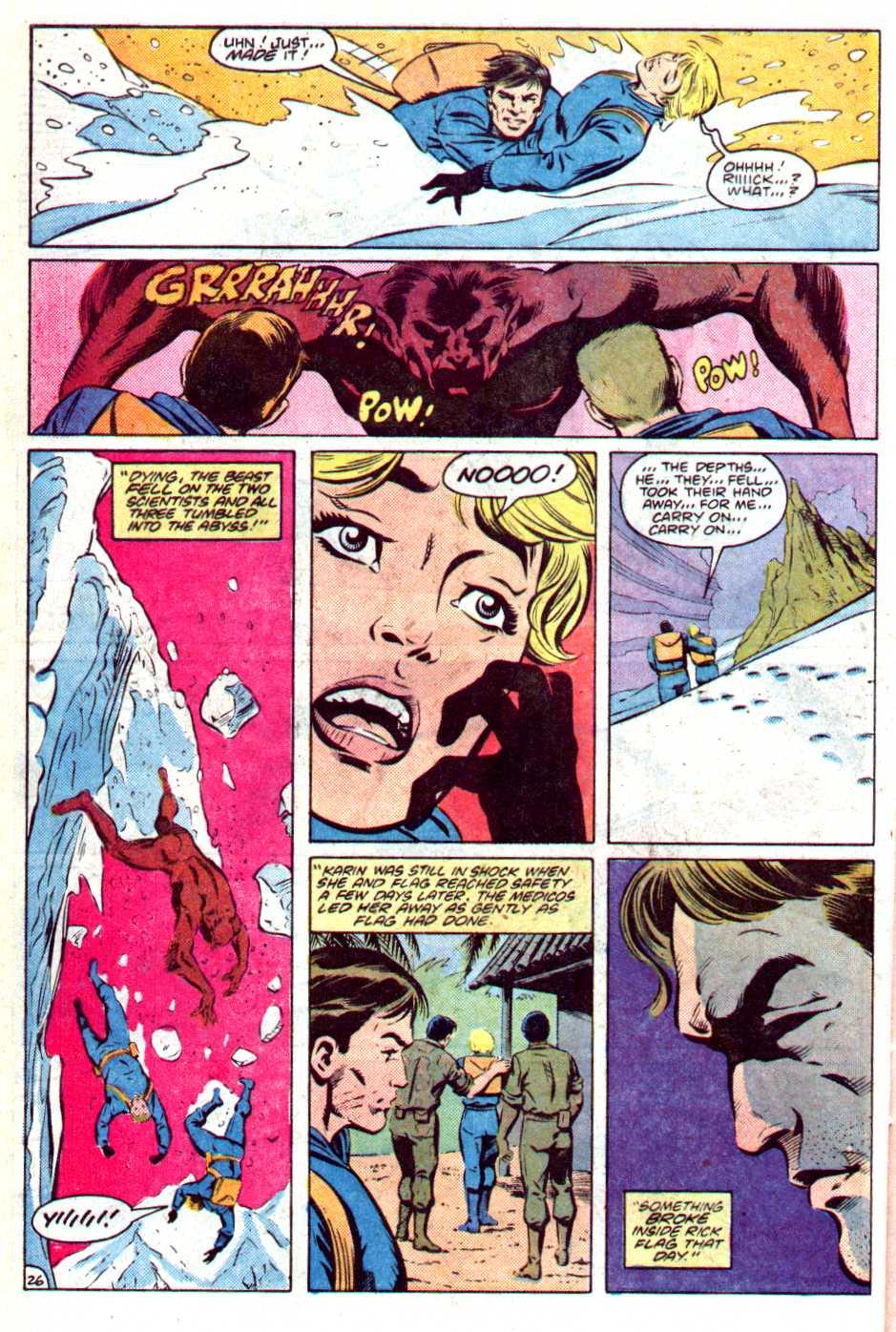 Read online Secret Origins (1986) comic -  Issue #14 - 29