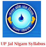 UP Jal Nigam JE Syllabus