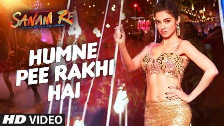 New Songs 2016 Humne Pee Rakhi Hai SANAM RE Divya Khosla Kumar and Jaz Dhami with Neha Kakkar