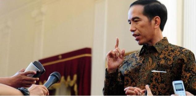 """Dituduh PKI Jokowi Benar-Benar Emosi dan Jengkel, """"Saya Dilantik Presiden yang Saya Pegang Konstitusi dan Kehendak Rakyat"""""""