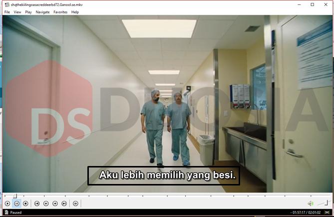subtitle muncul di video