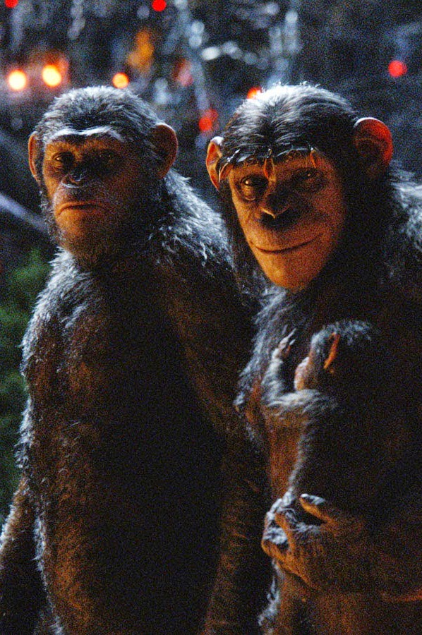 Archives Of The Apes: Dawn Of The Planet Of The Apes (2014)