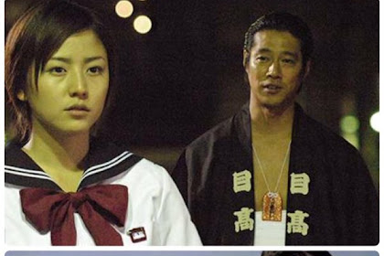 Sinopsis Drama Jepang: The Yakuza Girl / Sera-fuku to Kikanju (2006)