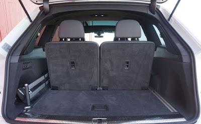 Audi SQ7 4x4 7 places avec 7 siège en place