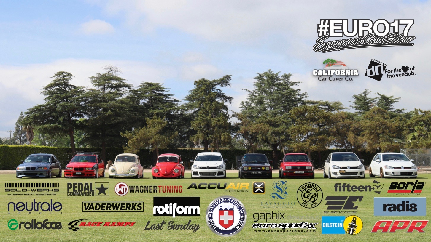 Covering Classic Cars Euro17 Our 6th Annual European Car Show