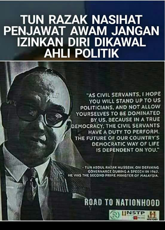 analyze the policies of tun abdul razak period history essay Lim goh tong relationship with all the prime minister of malaysia make his job easy he received a pioneer status from tun abdul razak on his genting business in 1976 the status was extended another year by tun hussin onn through tan sri mohd noah who is in-law to razak and hussin onn.