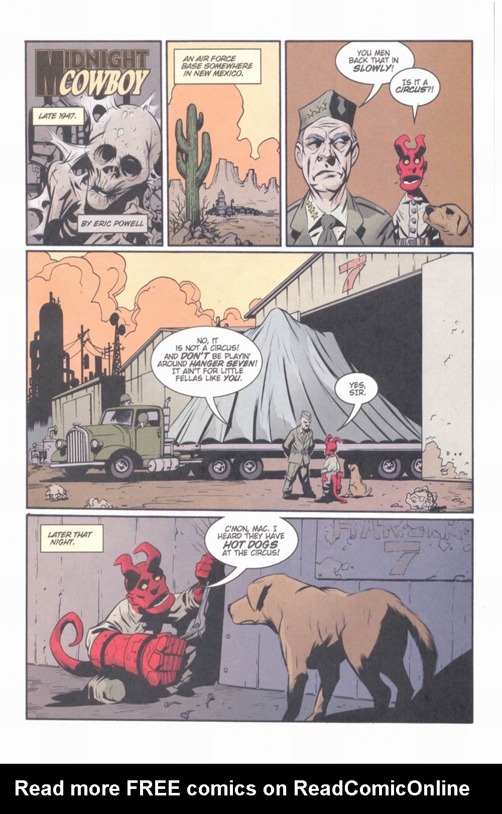 Read online Hellboy: Weird Tales comic -  Issue #2 - 25