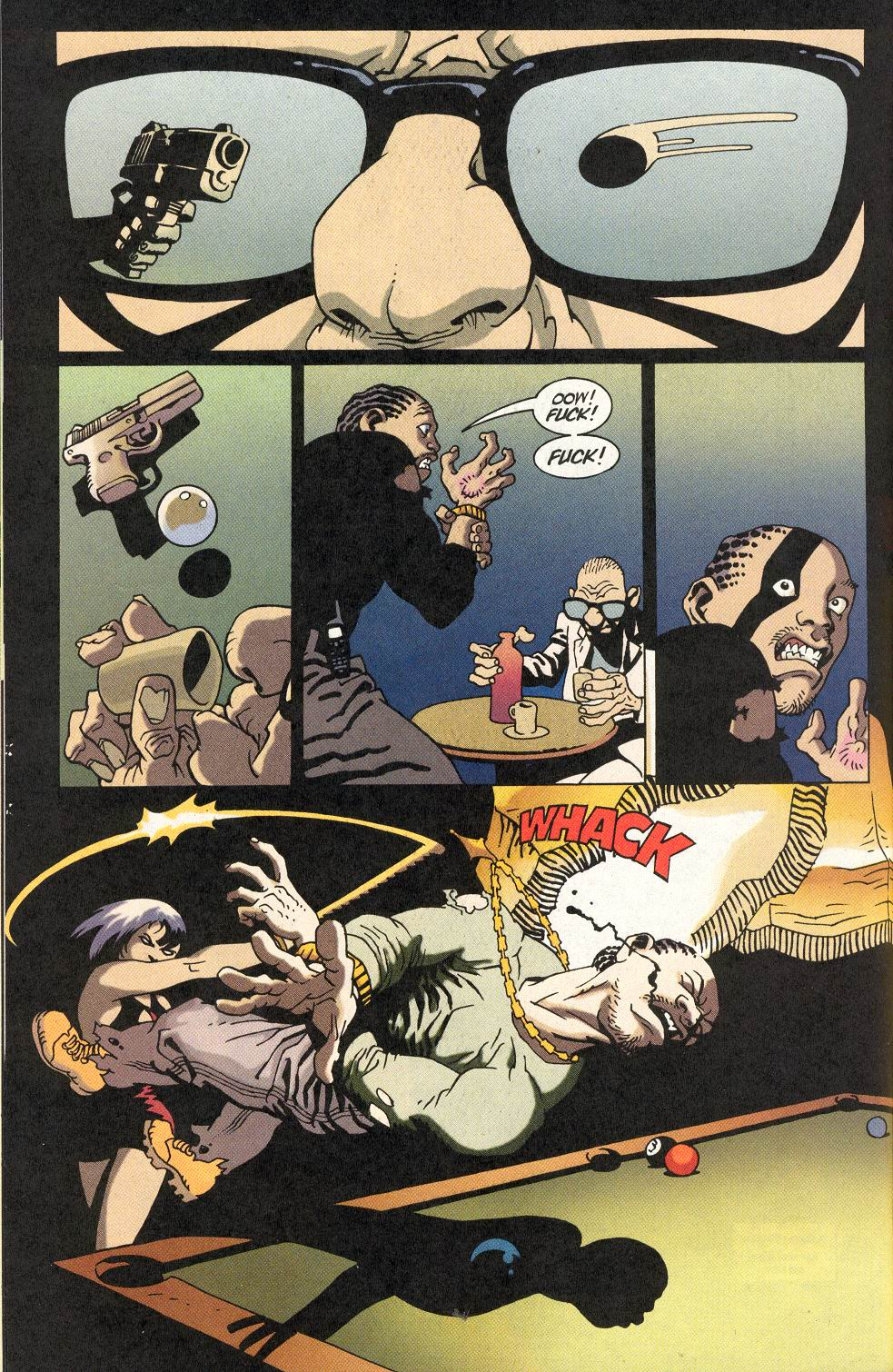 Read online 100 Bullets comic -  Issue #18 - 12