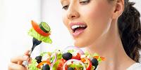 Cara menghilangkan jerawa dengat cepat dengan makan buah dan sayur