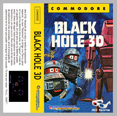 Black-Hole-3D-Game-Commodore-64-cassette